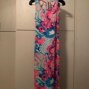 NWT Lilly Pulitzer Jordyn Midi Dress